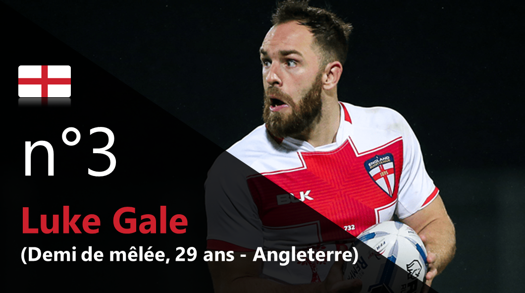 3 - Luke Gale