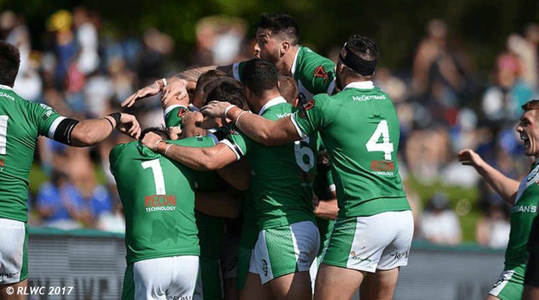 Irlande 36 - 12 Italie - Coupe du monde 2017