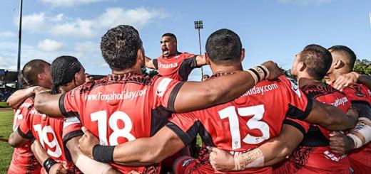 Poule B Tonga 50 - 4 Ecosse