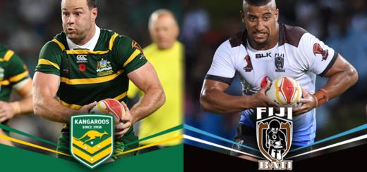 Présentation demi-finale Australie Fidji