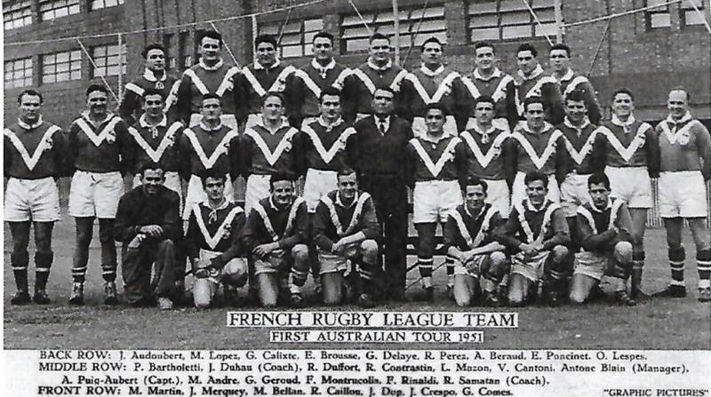 Coupe Mondiale 1951