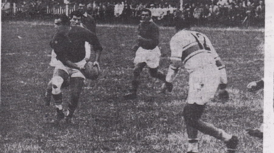 Finale du championnat de France rugby à XIII 1960