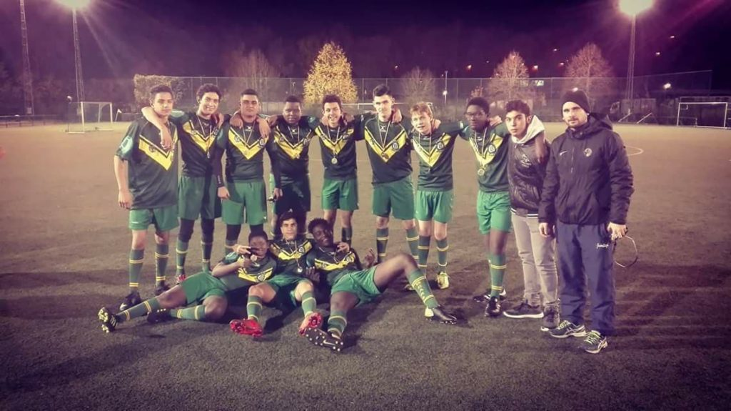 Berchem Bears Rugby League