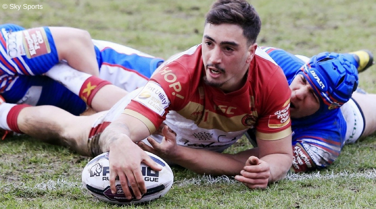 Groupe Dragons Catalans - Wakefield