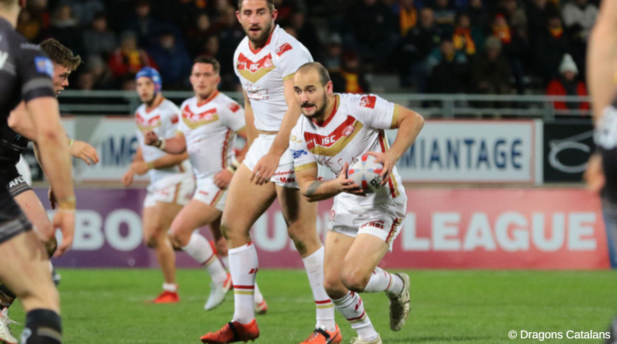 Statistiques Dragons Catalans - St Helens