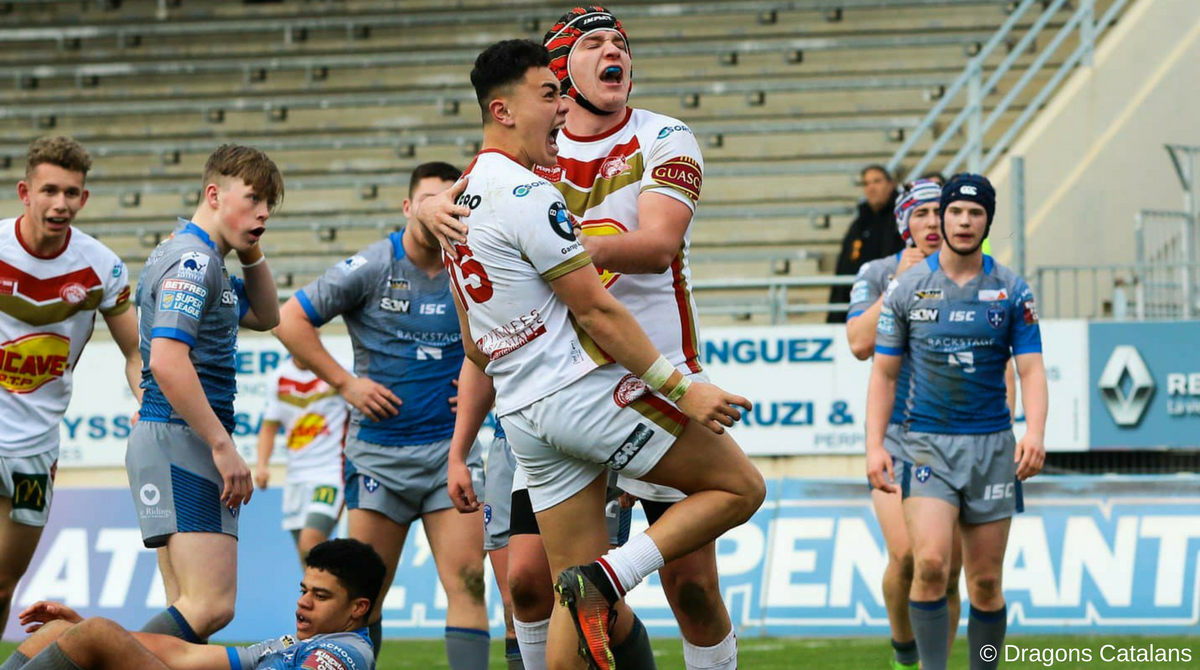 Super League Academy U19 Dragons Catalans