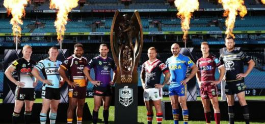 1ère journée de NRL 2018 - Prais sportifs