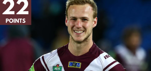Daly Cherry-Evans - 22 points