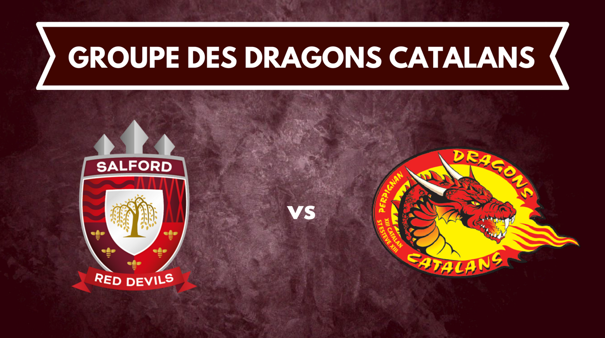 Groupe Dragons Catalans Salford