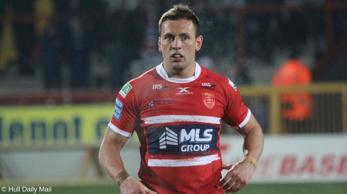 Horrible blessure de Shaun Lunt