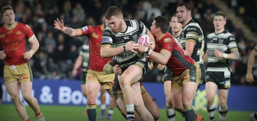 Hull FC vs Dragons Catalans