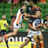 Melbourne Storm Wests Tigers