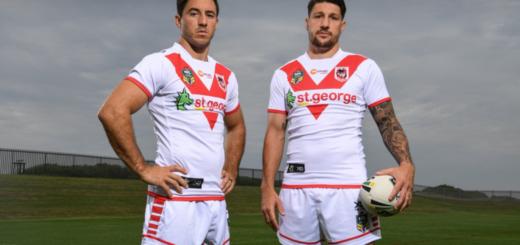 NRL 2018 - Présentation des ST George Illawarra Dragons