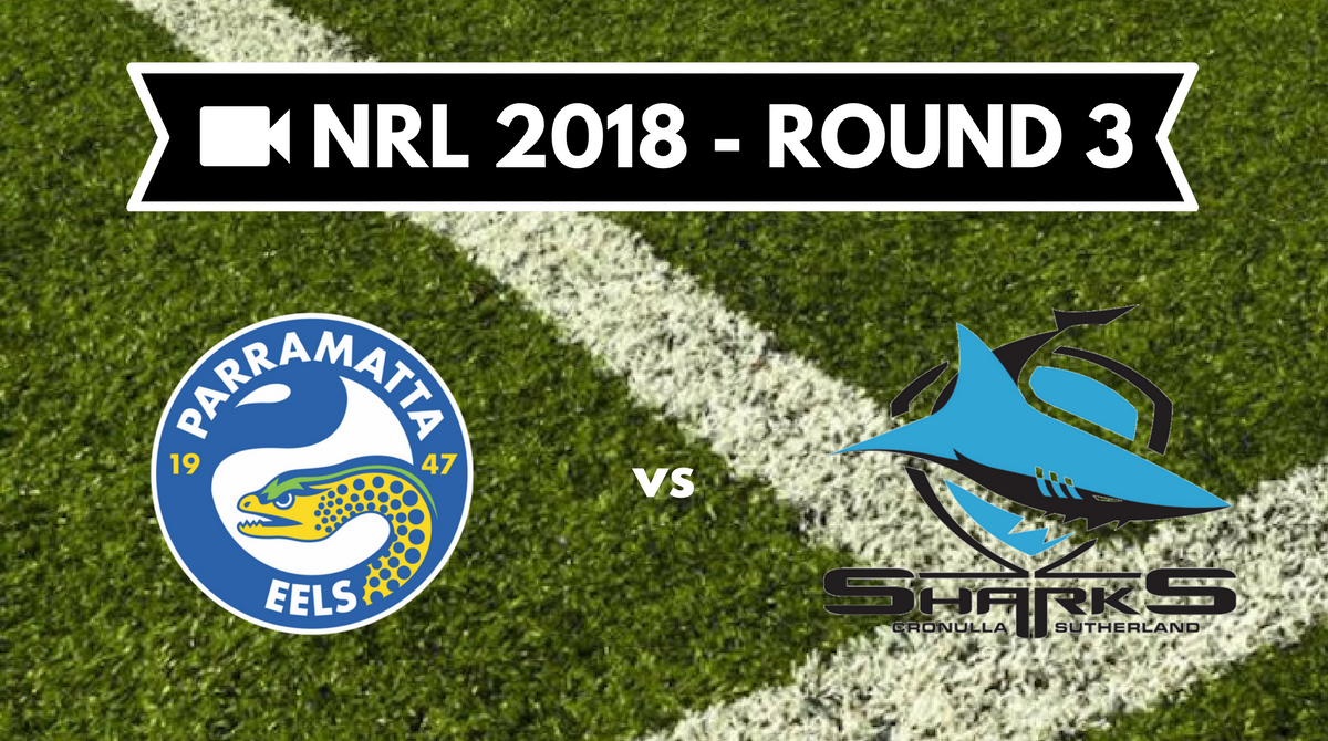 Résumé vidéo Parramatta Eels vs Cronulla Sharks