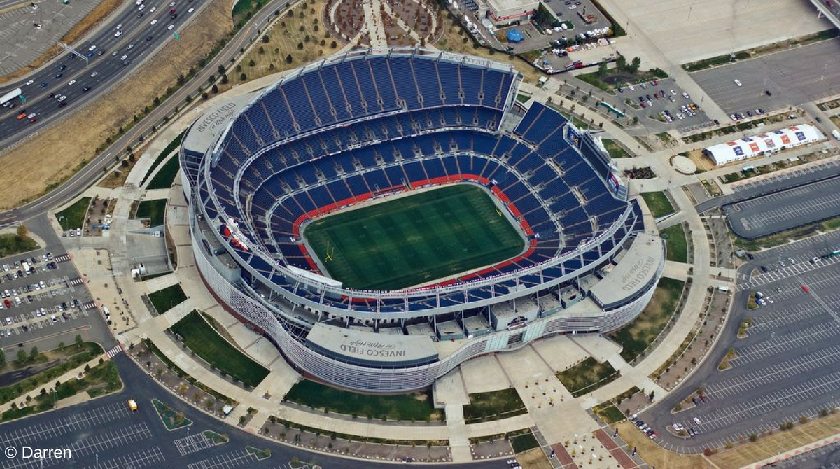 Sports Authority Field at Mile High - Denver Stade