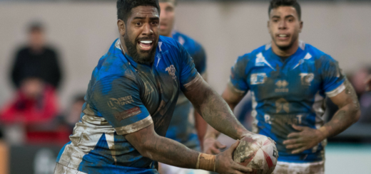 Toulouse Olympique London Broncos