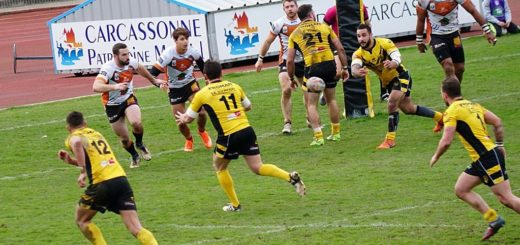 AS Carcassonne vs Albi RL