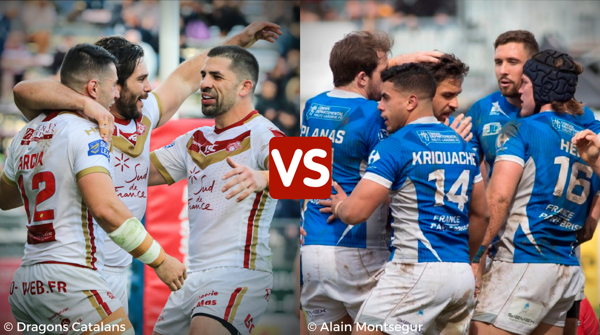 Dragons Catalans vs Toulouse Olympique