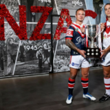 Dragons - Roosters Anzac Day