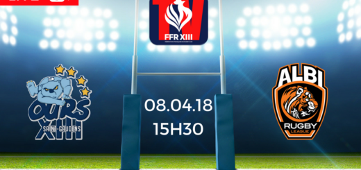 FFR XIII TV Saint-Gaudens XIII vs Albi RL