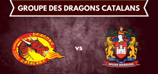 Groupe Dragons Catalans Wigan Warriors