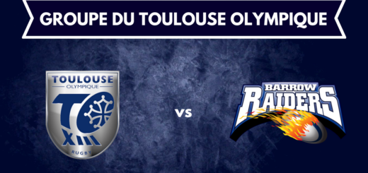 Groupe Toulouse Olympique vs Barrow Raiders