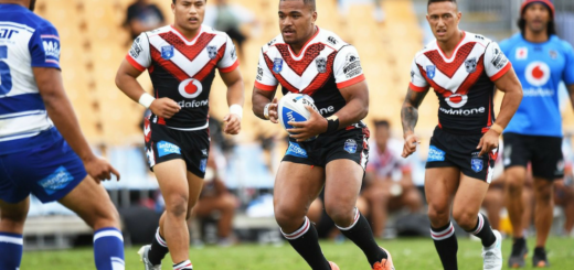 NZ Warriors NRL