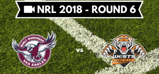 Résumé vidéo Manly Sea Eagles vs Wests Tigers