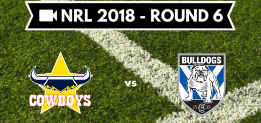 Résumé vidéo North Queensland Cowboys vs Canterbury Bulldogs
