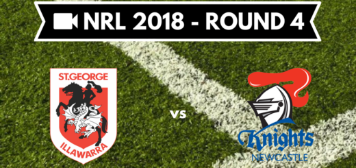 Résumé vidéo St. George Illawarra Dragons vs Newcastle Knights