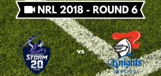 Résumé vidéo Melbourne Storm vs Newcastle Knights