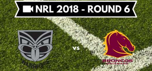 Résumé vidéo New Zealand Warriors vs Brisbane Broncos