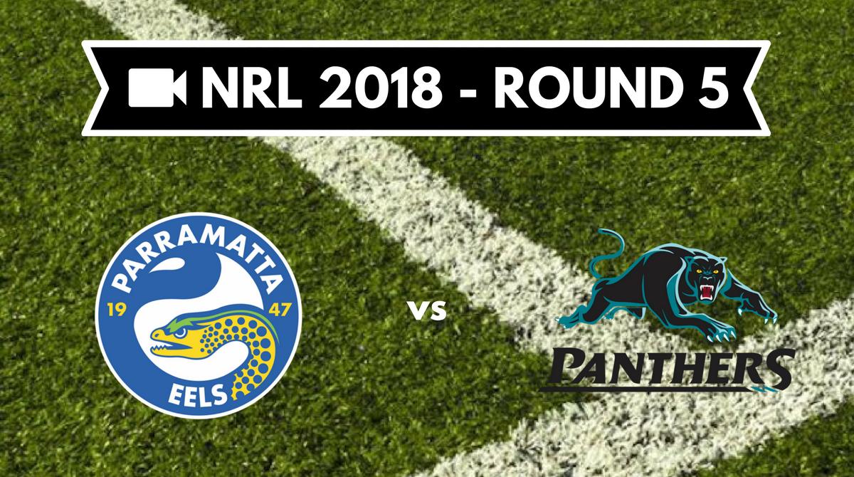 Résumé vidéo Parramatta Eels vs Penrith Panthers
