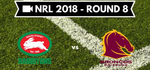Résumé vidéo South Sydney Rabbitohs vs Brisbane Broncos