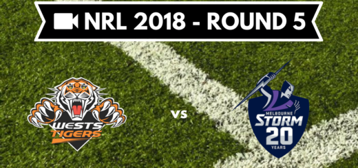 Résumé vidéo Wests Tigers vs Melbourne Storm