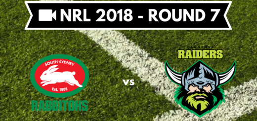 Résumé South Sydney Rabbitohs Canberra Raiders
