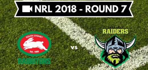 Résumé South Sydney Rabbitohs Canberra Raiders