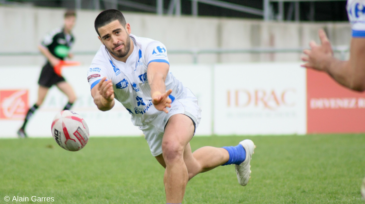 Swinton Toulouse Olympique
