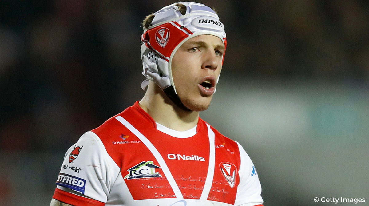Théo Fages - St Helens