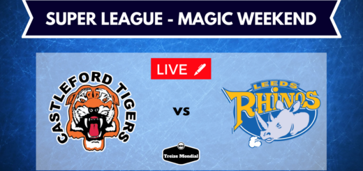 Castleford Tigers vs Leeds Rhinos Magic Weekend