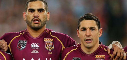 Composition Queensland Maroons