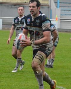 Cyril Moliner - 2ème ligne