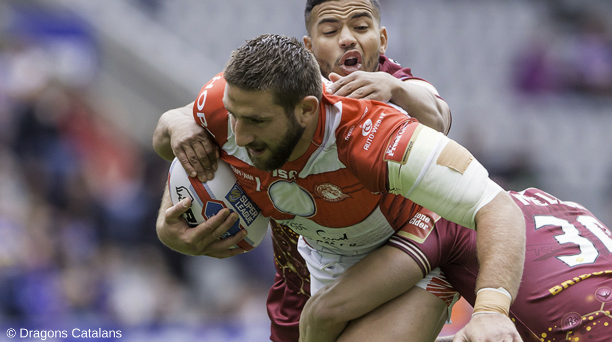Dragons Catalans Magic Week-end