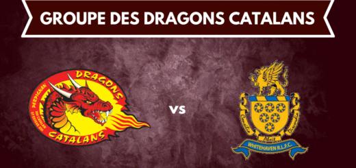 Dragons Catalans Whitehaven