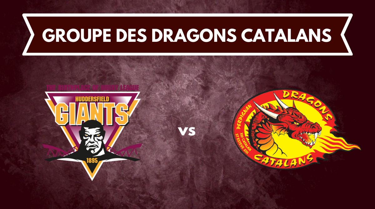 Groupe Dragons Catalans Huddersfield