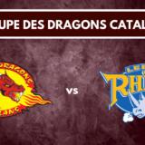 Groupe Dragons Catalans vs Leeds Rhinos