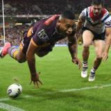 Jamayne Isaako essai Brisbane Broncos