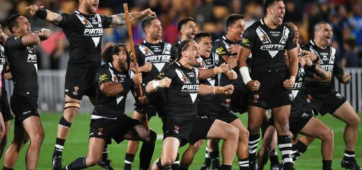 Nouvelle-Zélande Kiwis Rugby League
