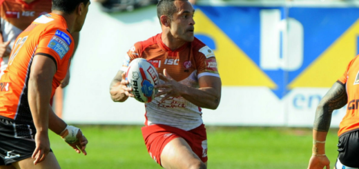 Paul Aiton Dragons Catalans