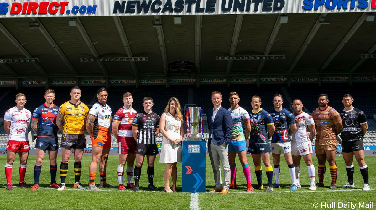 Super League 2018 - Magic Weekend